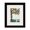 Tree in Winter Art Print
