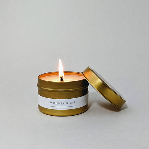 Mountain Air Tin Candle