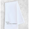 Alexa...Cocktail Tea Towel