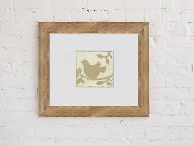 Tea Bird Six Art Print