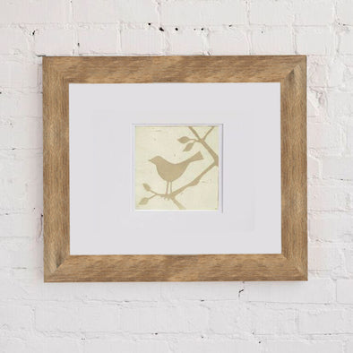 Tea Bird One Art Print