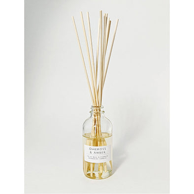 Oakmoss and Amber Reed Diffuser