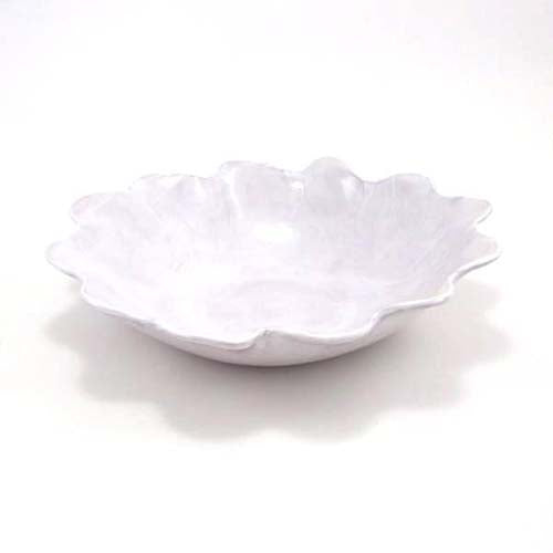 Large Scalloped Bowl, Cotton