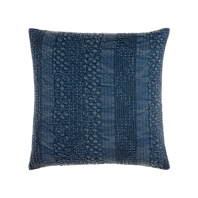 Washed Navy Pillow
