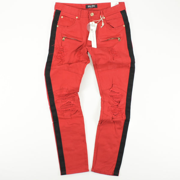 8IGHTH DSTRKT DENIM - DS8332 Bottoms 8 DSTRKT 42.99 memphis urban wear