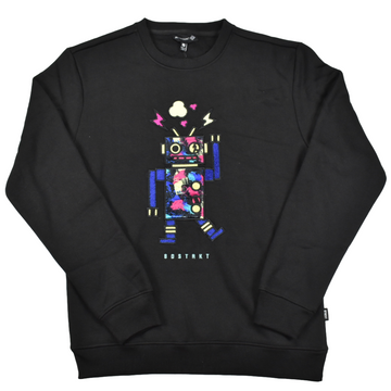 8IGHTH DSTRKT FLEECE CREWNECK -DF0026