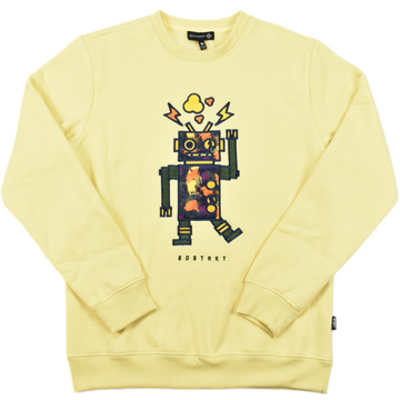 8IGHTH DSTRKT FLEECE CREWNECK - DF0026