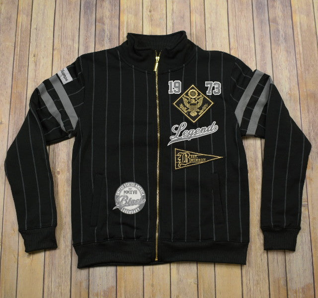 RSSC FASHION BASEBALL JACKET JK-6750