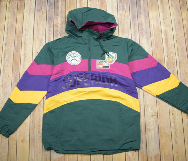 Windbreaker Jacket Memphis Urban Wear