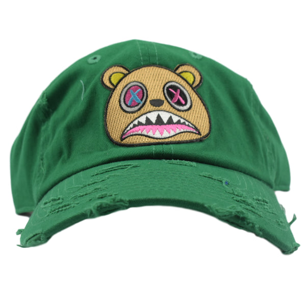 baws-crazy-baws-dad-hat-green-memphis-urban-wear