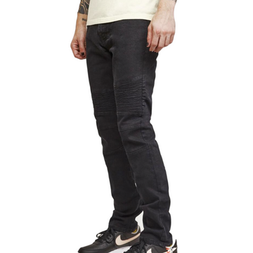 REASON MOTO DENIM BLACK Z-RH-002