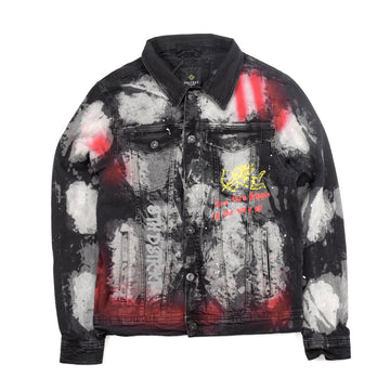 8IGHTH DSTRKT DENIM JACKETS - DF9118