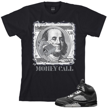 EFFECTUS CLOTHING MONEY CALL T-SHIRTS