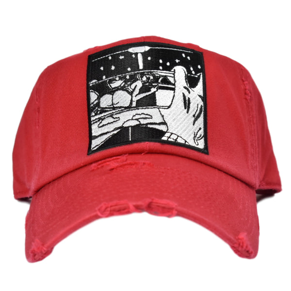 dad-hats-ride-with-girls-red-hat-memphis-urban-wear