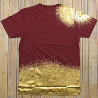 makobi-men-t-shirts-fashion-burgundy-gold-shirts-memphis-urban-wear