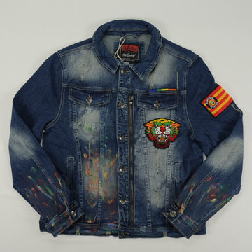 STALL&DEAN DENIM JACKETS - DF9803