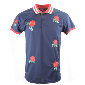 Rose Polo Pique Shirts