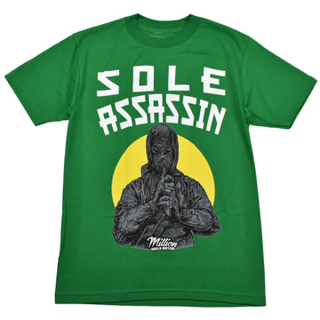 MILLION DOLLA MOTIVE SOLE ASSASSIN - APPLE GREEN