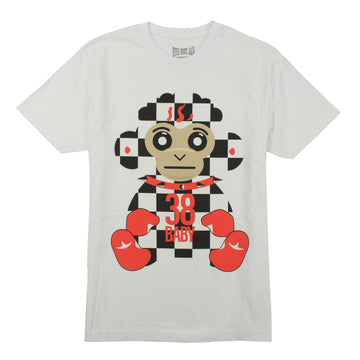 NEVER BROKE AGAIN 38 BABY CHECKERS T-SHIRTS