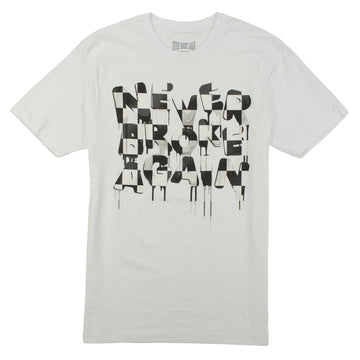 NEVER BROKE AGAIN DRIP CHECKERS  T-SHIRTS