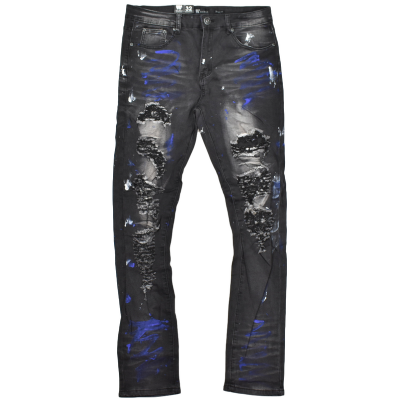 waimea-paint-splatter-black-memphis-urban-wear
