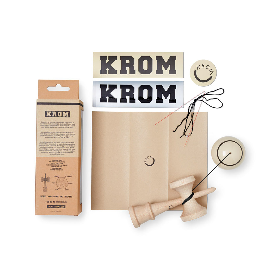 KROM GAS - CREAM