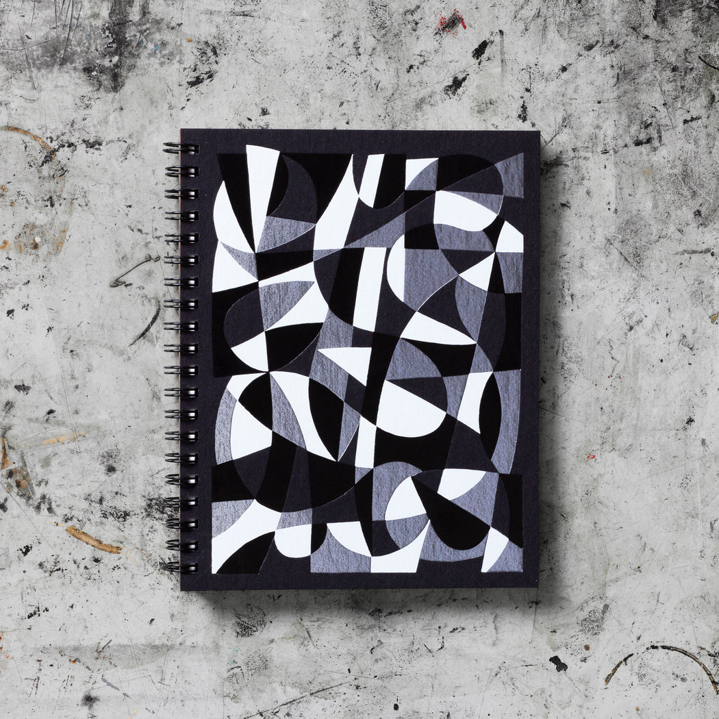 Signature Note Book: Abstract 5