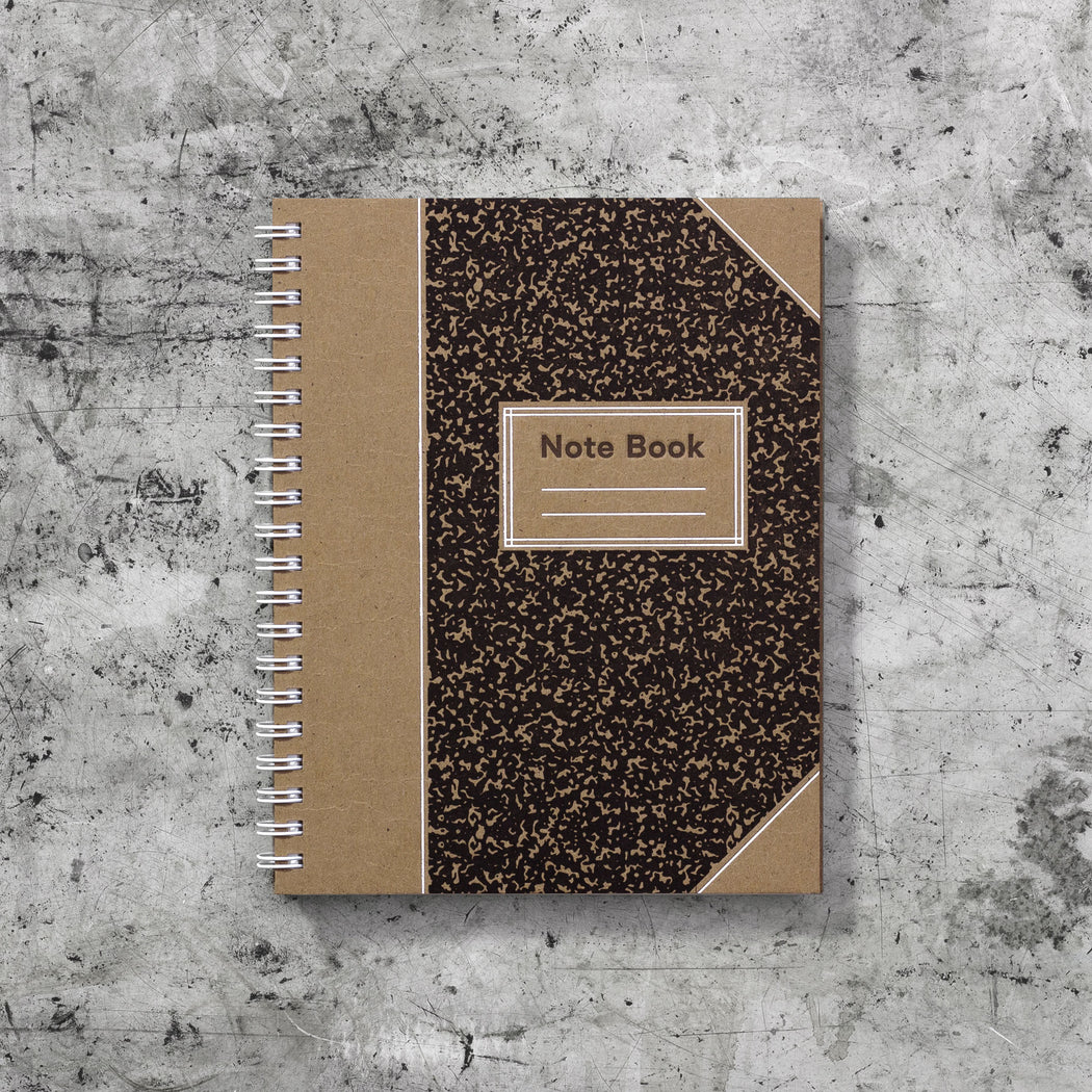 Signature Note Book: Onyx