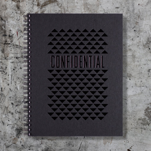 Imperial Note Book: Confidential