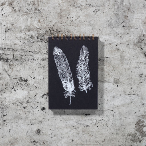 Mini Graph Book: Feather