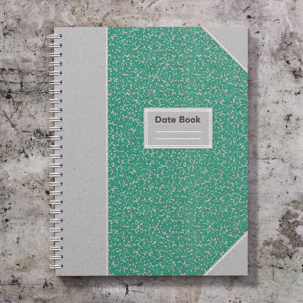 Imperial Date Book: Mint