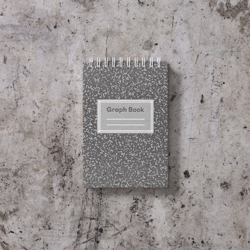 Mini Graph Book: Granite