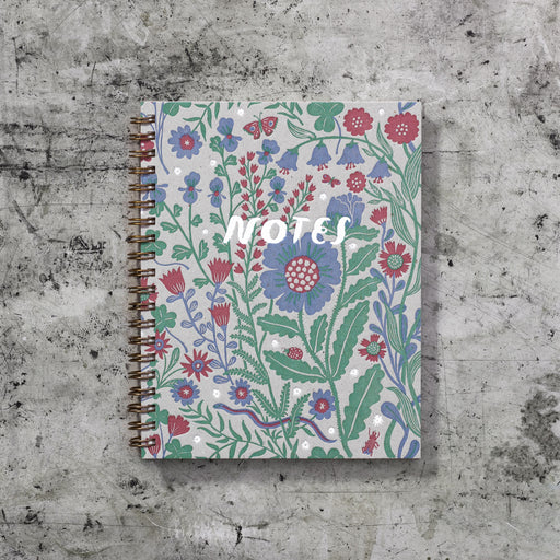 Signature Note Book: Flora