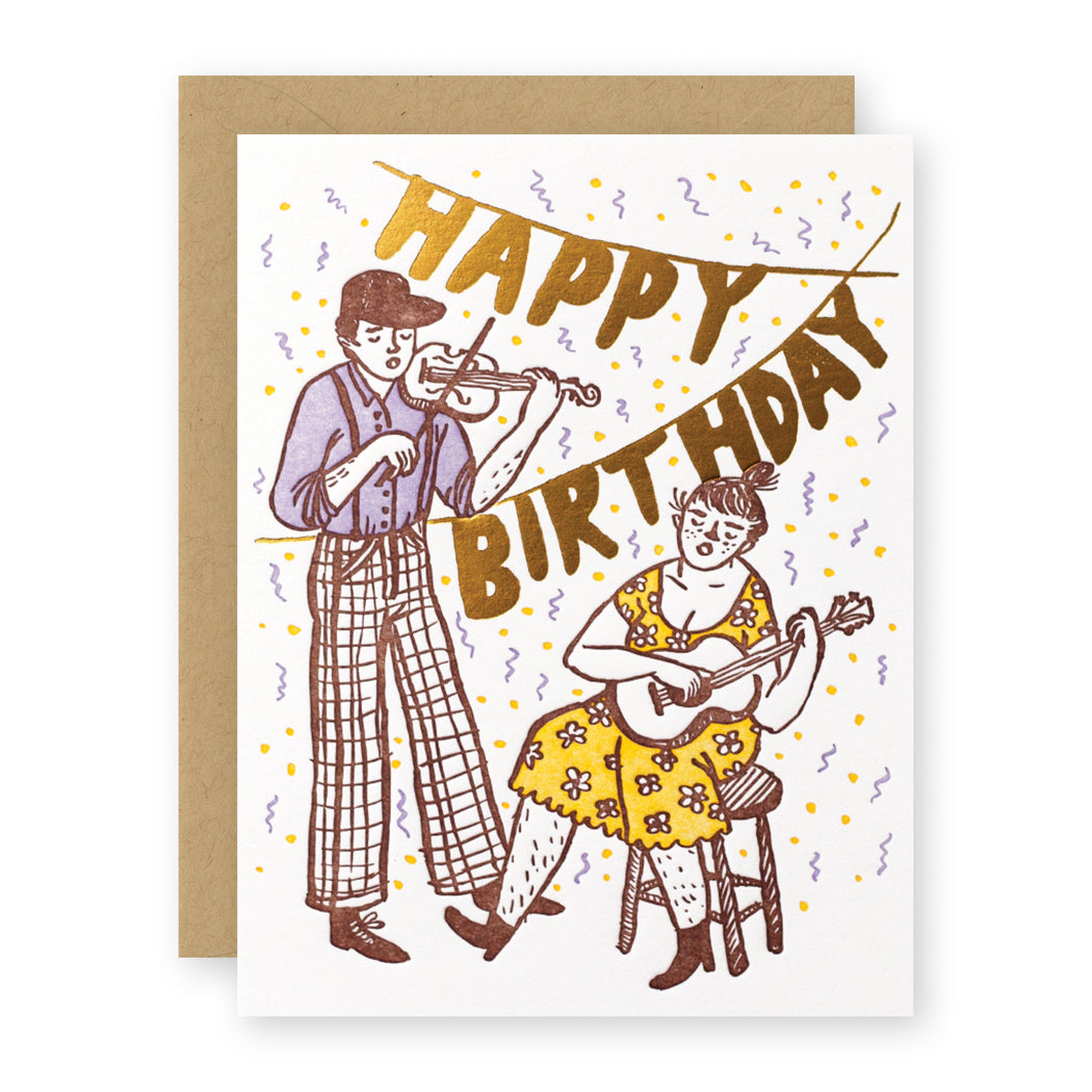 Phoebe Wahl: Birthday Bluegrass
