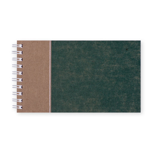 Mini Sketch Book: Evergreen