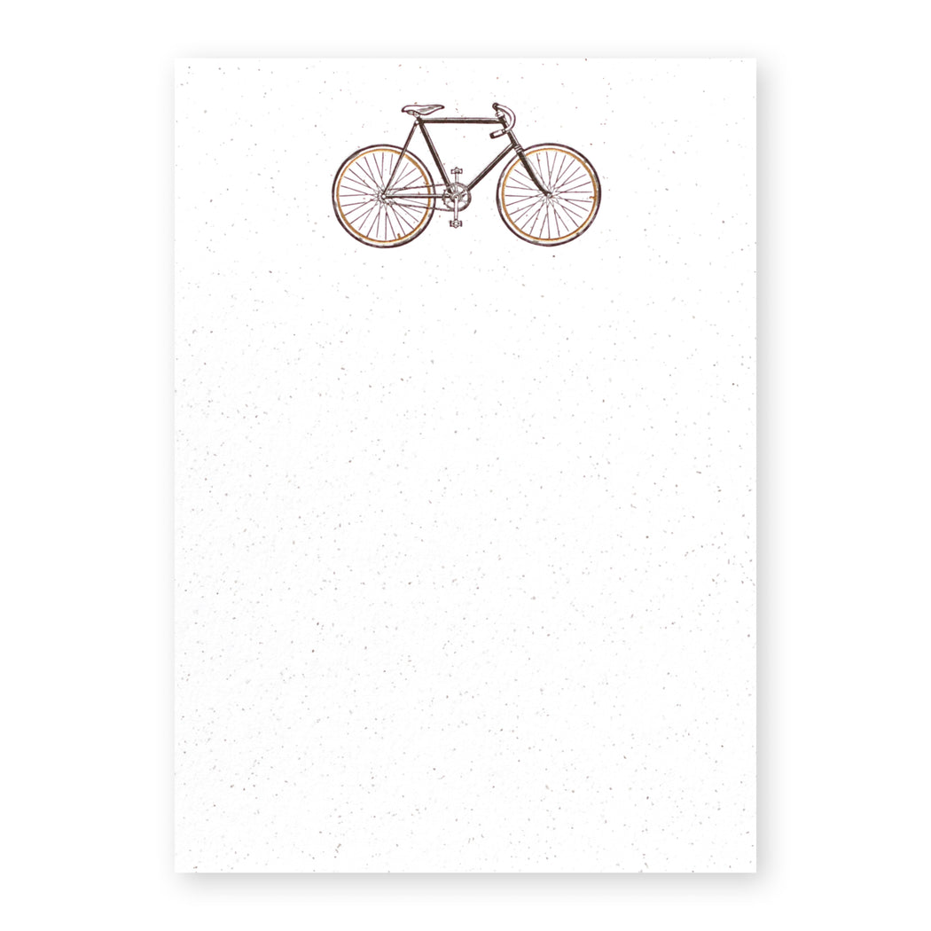Stationery Set: Bike