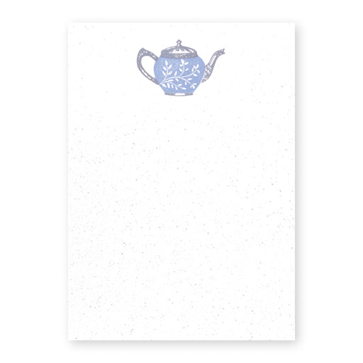 Stationery Set: Teapot