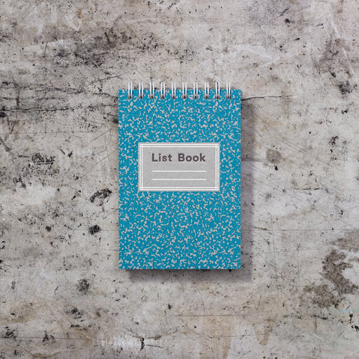 Mini List Book: Frost
