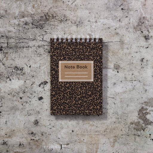 Mini Note Book: Onyx