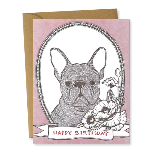 Birthday Dogs: Bulldog