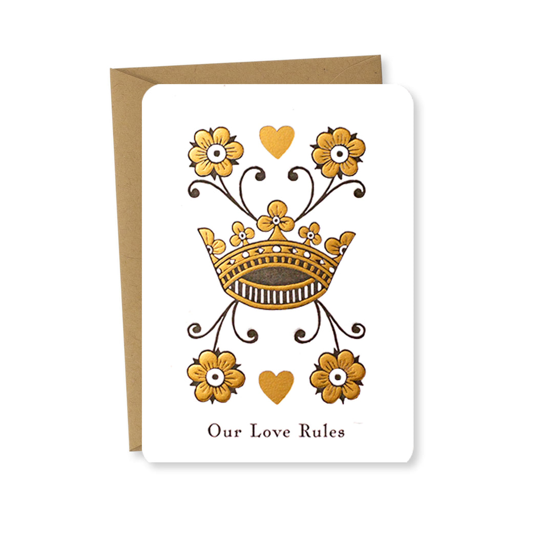Royal Love: Our Love Rules