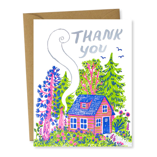 Phoebe Wahl: Thank you Cottage