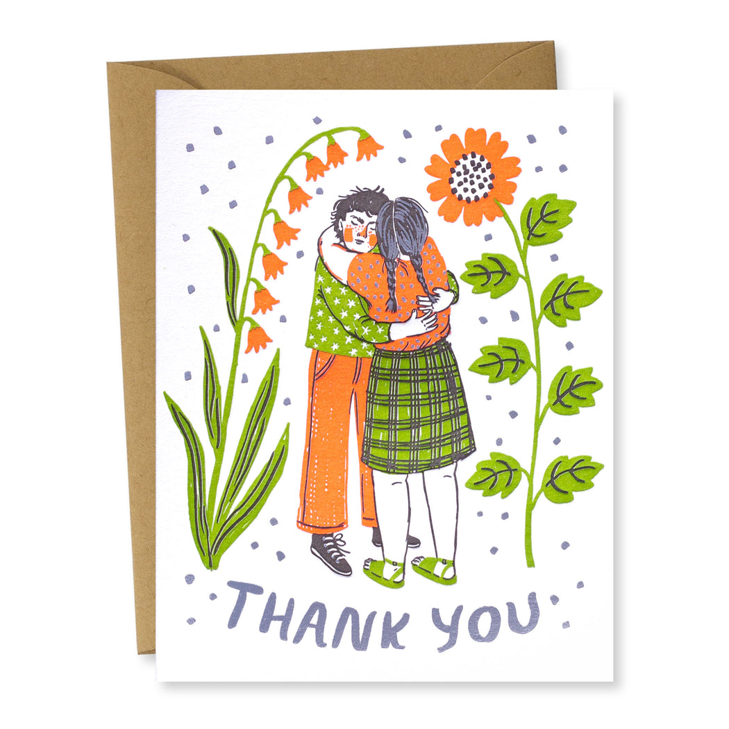 Phoebe Wahl: Thank You Hug