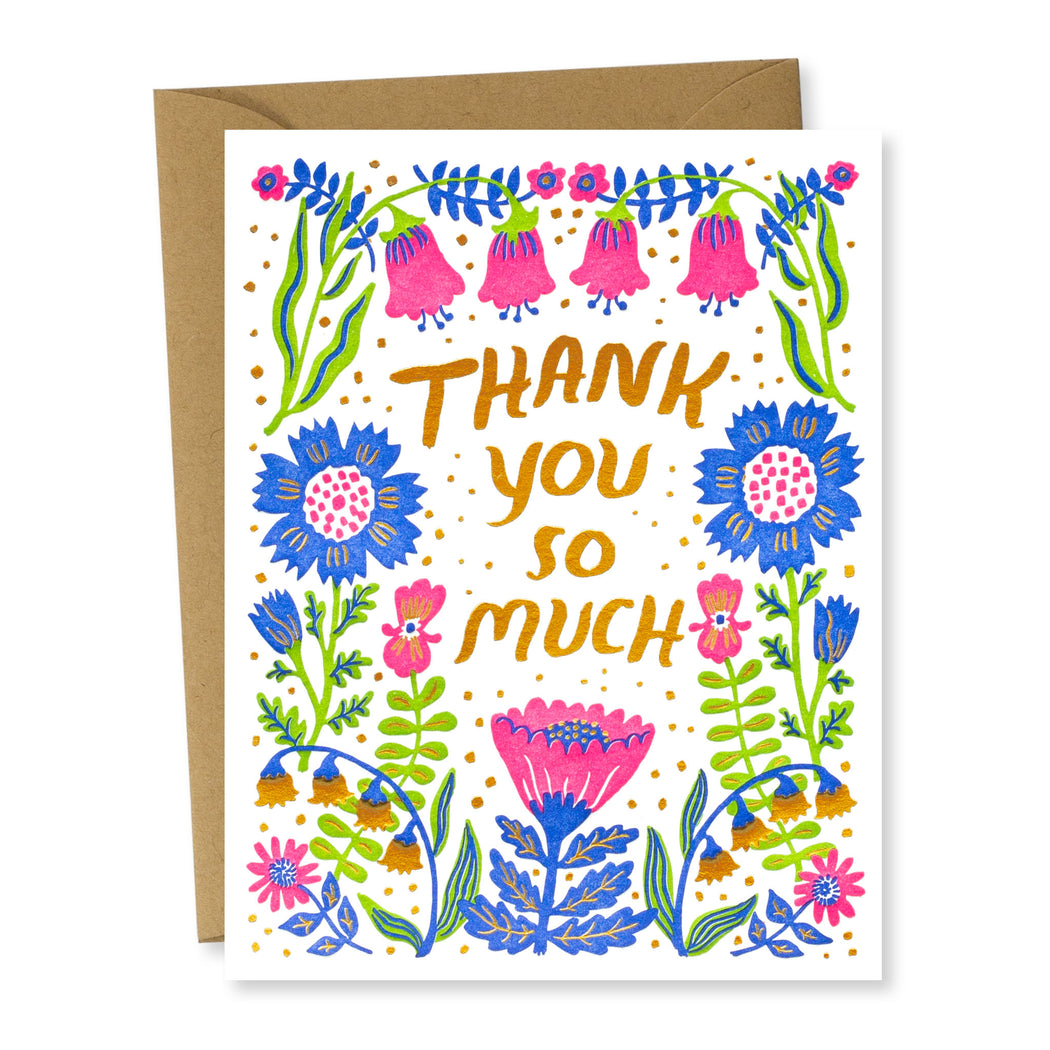 Phoebe Wahl: Thank you Wildflowers
