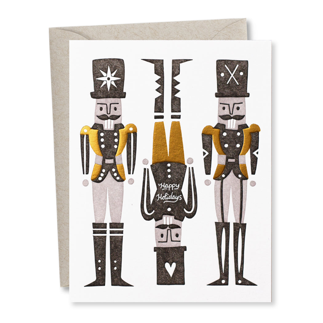 The Nutcracker: Three Nutcrackers