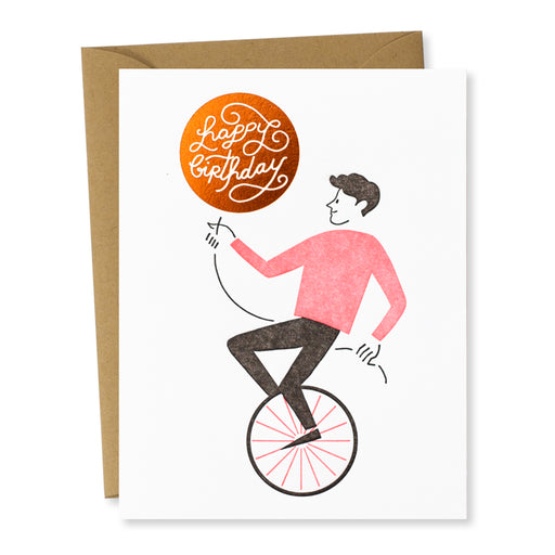 Bicycle: Birthday Unicycle