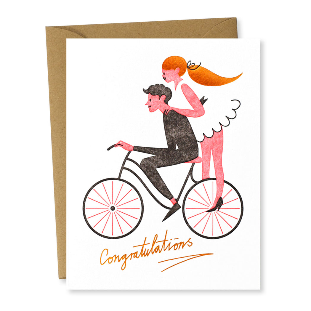 Bicycle: Congratulations Cruiser