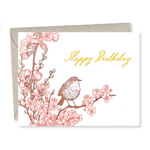 Frida Clements: Birthday Robin