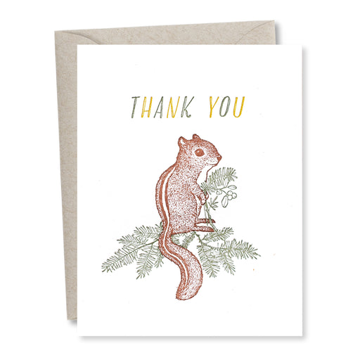 Frida Clements: Thank You Chipmunk
