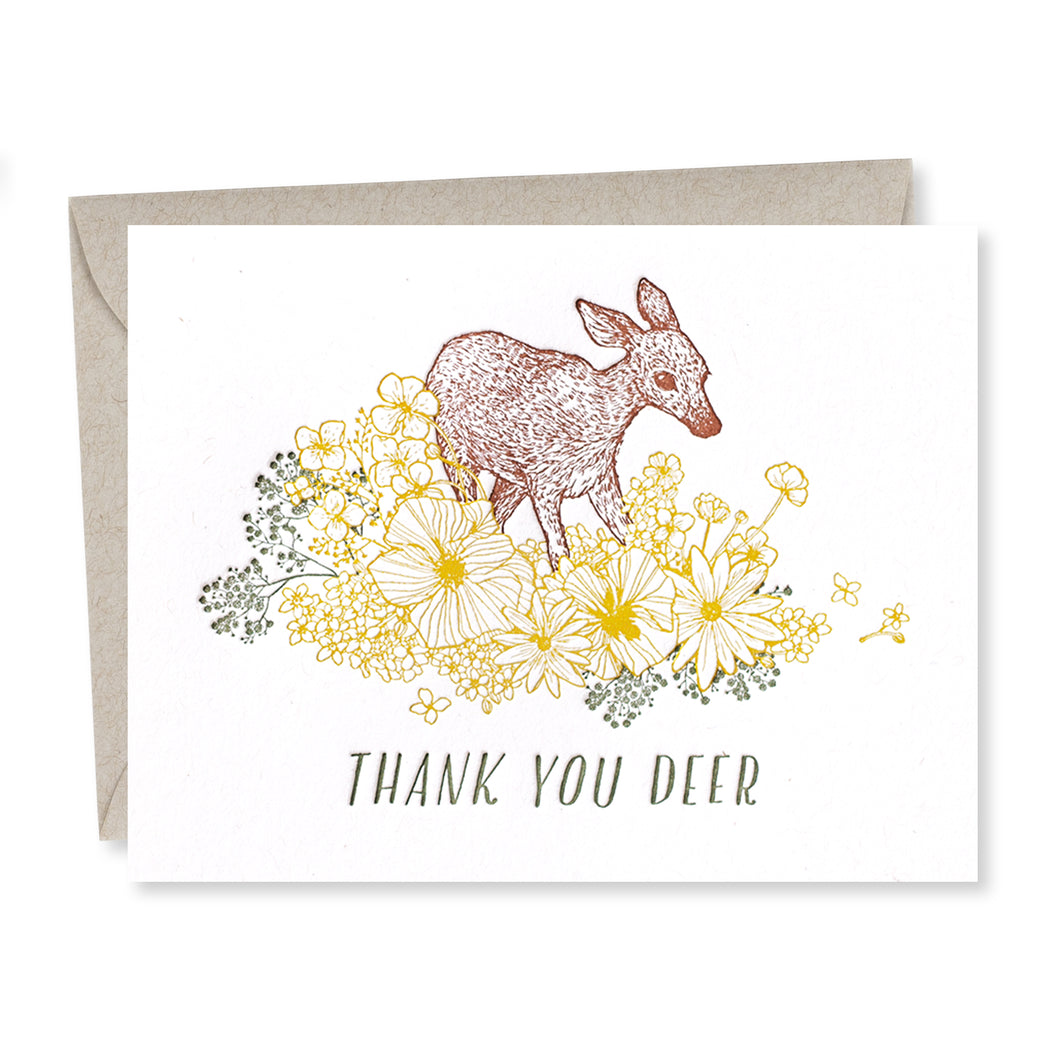 Frida Clements: Thank You Deer 2